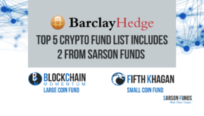 BarclayHedge Best Crypto Funds Sarson Funds