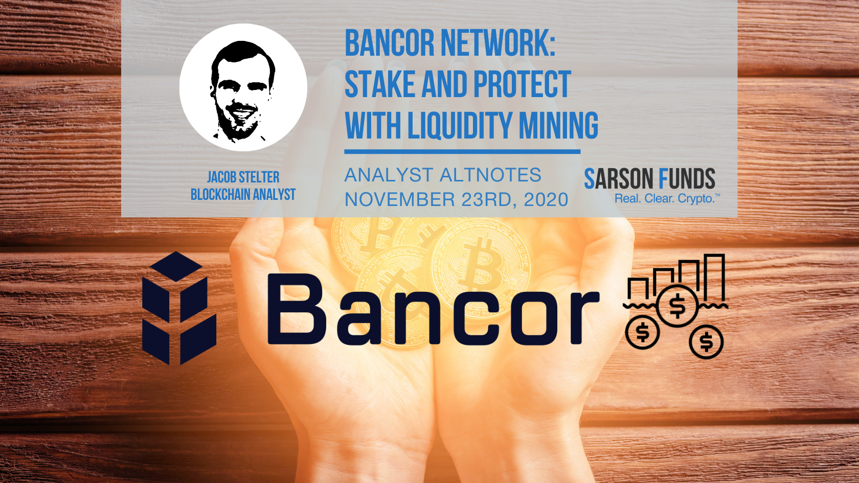 Bancor Network Provides Liquidity for Yield Farmers