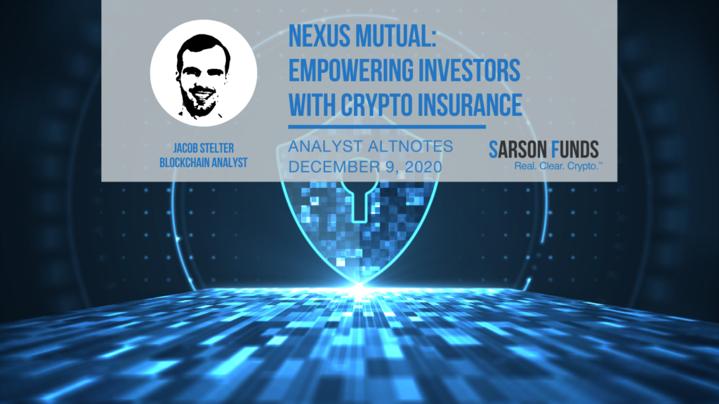 Nexus Mutual Provides Crypto Insurance for Investors - Cryptocurrency Financial Advisor