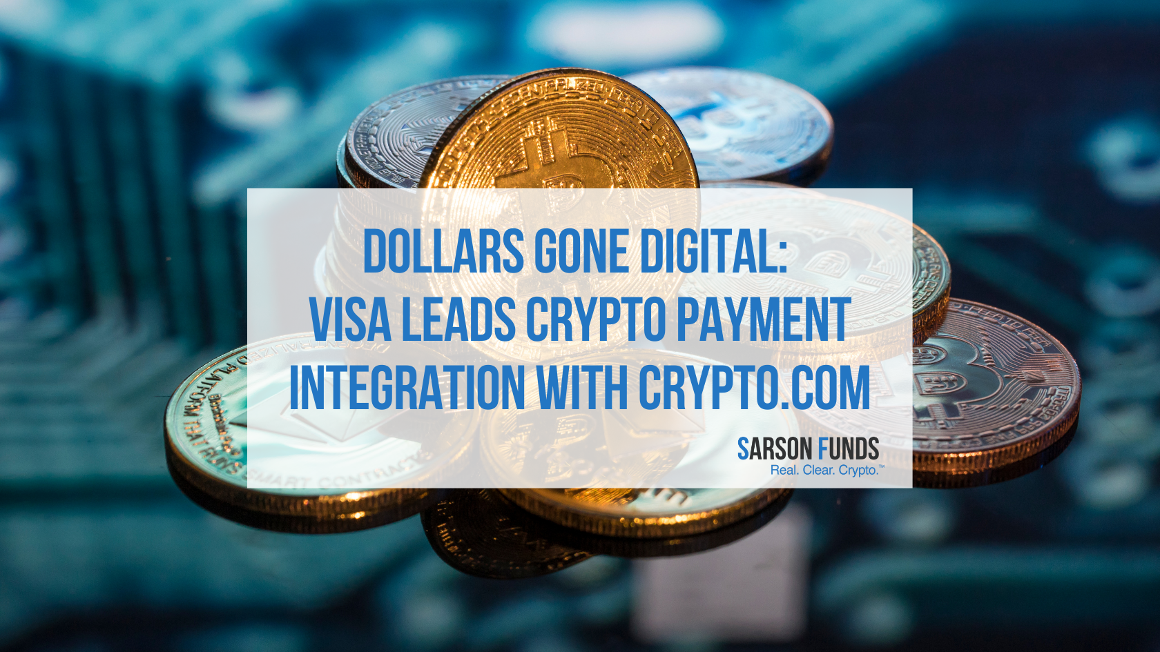 Visa allows crypto payments for Crypto.com
