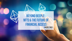 NFTs and Tokenization: the future of finance