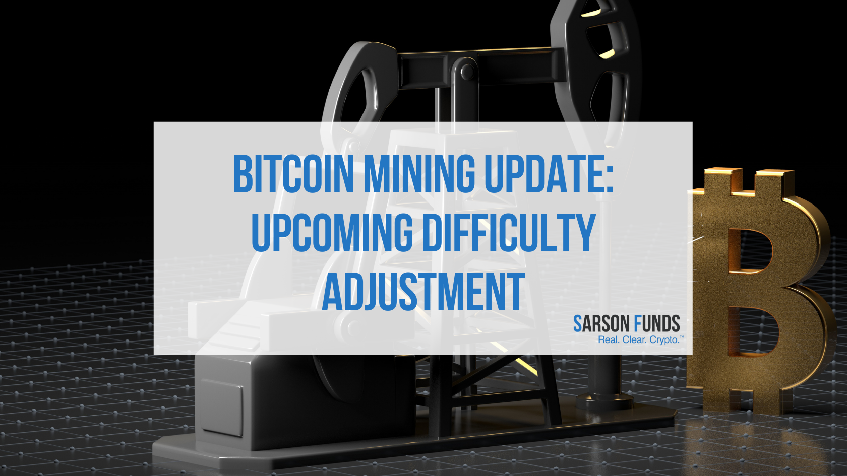 Bitcoin Difficulty Adjustment Hashrate